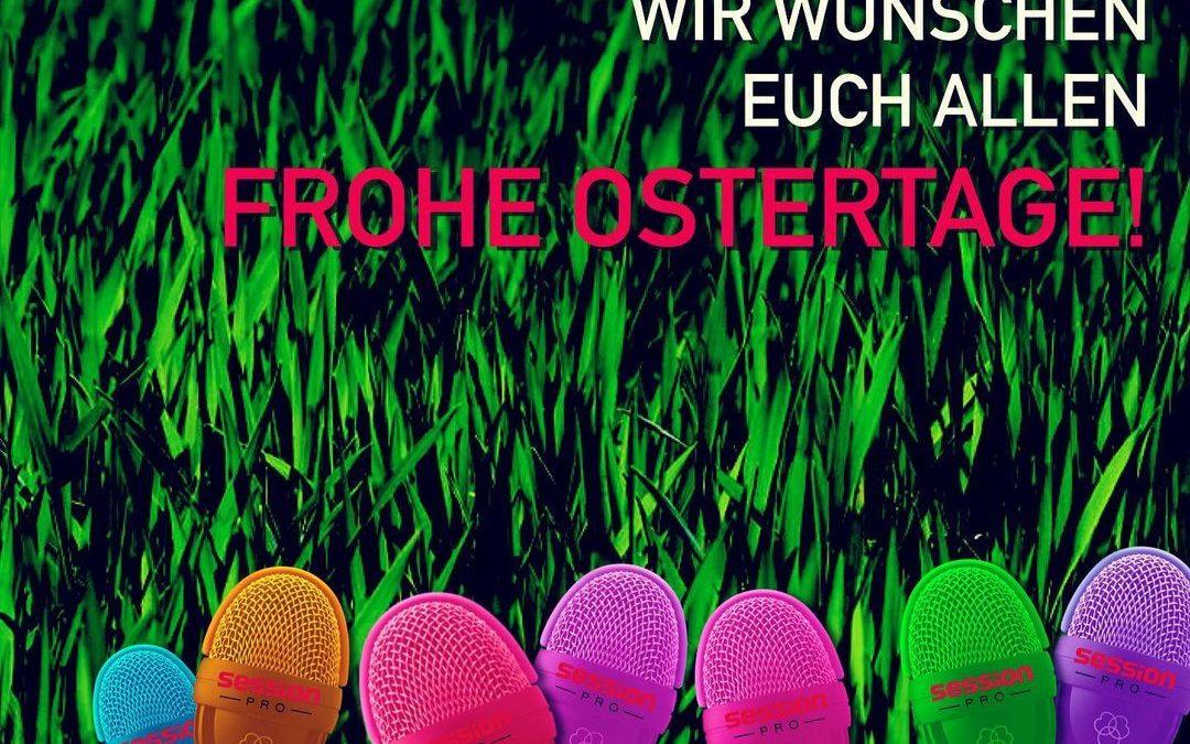 FROHE OSTERN! . Wir wünschen allen Mitarbeitern, Kunden, Partnern, Freunden und …